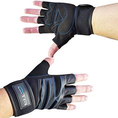 Fit Four F4W Weightlifting Glove with Wrist Support  Gloves For Workout Weight Lifting Cross Training and Crossfit  Men and Women  Medium M >>> You can find out more details at the link of the image. (This is an affiliate link) #YogaGloves