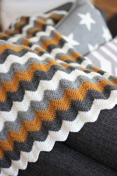 Crochet Blanket Patterns, Baby Blanket Crochet, Wool Blanket, Knitting Patterns, Knitting For Kids, Loom Knitting, Crochet Home, Knit Crochet, Crafts To Make And Sell