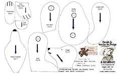 free memory bear pattern   enjoy this free Teddy bear pattern !