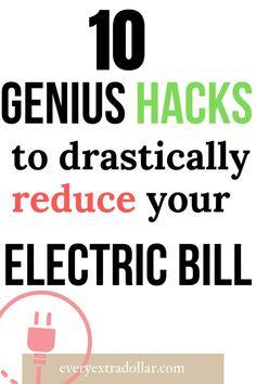 Financial Budget, Financial Peace, Money Tips, Money Saving Tips, Money Savers, Cool New Gadgets, Energy Bill, Money Saving Challenge, Frugal Tips