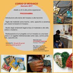 Corso di Mosaico @ Accademia Romagna - Cesena - 11-Gennaio https://www.evensi.com/corso-di-mosaico-accademia-romagna-cesena/195409292