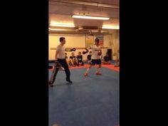 Breddeidrett trener kampsport - YouTube