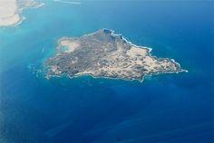 Vista aérea Isla de LOBOS