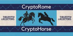 CryptoRome and CryptoHorse Announce Partnership to Integrate Cross-Game Digital Assets