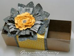 Stampin' Everything!: Petals on a Present