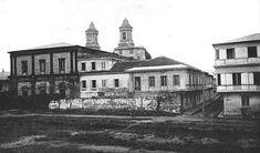 The Ateneo de Manila, cir. 1900.