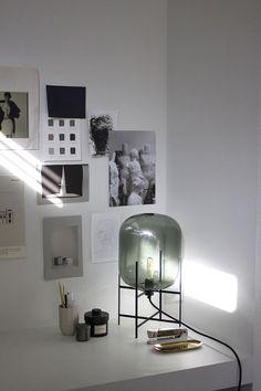Pulpo Oda desk lamp | AMM blog