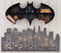 BATMAN™ Shelf | Pottery Barn Kids