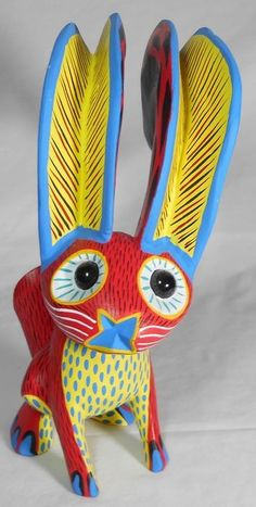oaxacan wood carving arsenio morales - Google Search