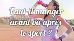 Pour perdre du poids durablement, il est conseillé d'associer rééquilibrage alimentaire et activité physique. Mais que peut-on manger après sa séance de sport ? Comment optimiser sa perte de poids ? Peut-on faire du sport à jeun ? Aurélie Guerri , diététicienne nutritionniste, vous conseille sur votre alimentation avant et après le sport. Lire la suite /ici :http://www.sport-nutrition2015.blogspot.com