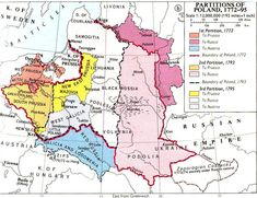 The Empire of Poland Alternate History, Historical Maps, Prussia, Lithuania, Ancestry, Family History, Geography, Two By Two, Empire