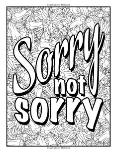 Amazon A Snarky Adult Colouring Book I Run On Coffee Sarcasm