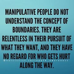 Setting boundaries is a form of a self love and a way to protect yourself from narcissism, gaslighting, and codependency.