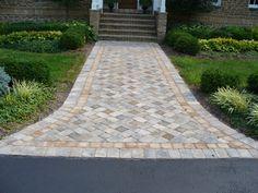 brick paver walkway designs |  http://hawaiidermatology