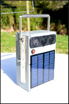 the Solar Camping, Camping Survival, Portable Solar Power, Electronic Shop, Small Case, Interactive Learning, Educational Videos, Survival Knife, Great Videos