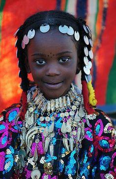 Lybian girl