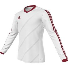 The best quality Adidas Football Shirts are available from Discount Football Kits. Retro Football Shirts, Adidas Football, Football Kits, Motorcycle Jacket, Slim, Red, Jackets, Fashion, Gifts