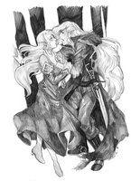 Artemis and Draven by Razuri-chan