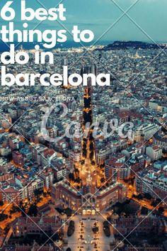 Capital of Catalunya and one of the most ancient and magical cites of whole Spain is Barcelona, if you considered a euro trip, Barcelona must be on the top of your list.  Here are my top things to do in Barcelona. Let this be your guide for having the full Catalan experience.