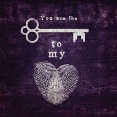 You are the key to my love - My keys by Jumi Lee   #GetWeHeartPics #key #love #you