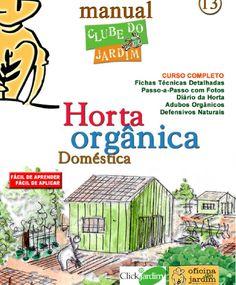Manual da Horta Orgânica Doméstica