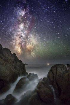Distant Lights Photo by François Delnord — National Geographic Your Shot