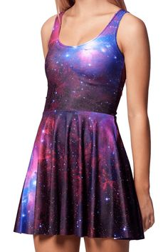 RedExtend Womens Digital Print Plant Adventure Time Scoop Skater Dress Clubwear Galaxy One Size * Find out more about the great product at the image link. (This is an affiliate link) Mini Skirt Dress, Mini Skater Dress, Skater Skirt, Skater Dresses, Sun Dresses, Flared Skirt, Petite Dresses, Mini Skirts, Planet Dresses