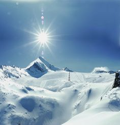 Kitzsteinhorn, Gletscher Ski fahren, Salzburg, SuperSkiCard Salzburg