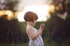 Vermont Photographer, Shannon Alexander Photography, girl, child, field, summer, sunset, Canon 70-200 2.8