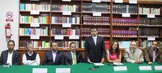 Contextos Regionales: RECIBE ENRIQUE PADILLA INICITIVA DE LEY DEL IAIP