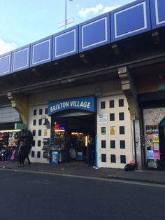 Brixton village market, London - Just one of our top 3 London Markets!