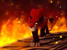 Pira: Re-Design by SickRogue on DeviantArt Lion King Tree, Scar Lion King, Lion King Fan Art, Lion Art, Big Cats Art, Cat Art, Anime Lion, Lion Sketch, Lion King Drawings