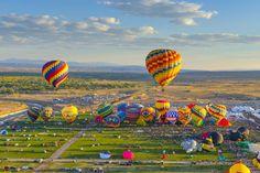 Albuquerque International Balloon Fiesta - Alan Copson/Getty Images