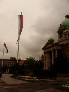Belgrade,House of the Parliament