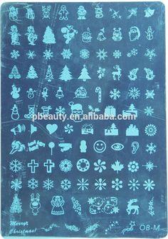 China Wholesale New Skull & Snowflake Holloween Plates Stamping Nail Art,(hwh03 & Wb04) Christmas Stamping Nail Art Photo, Detailed about China Wholesale New Skull & Snowflake Holloween Plates Stamping Nail Art,(hwh03 & Wb04) Christmas Stamping Nail Art Picture on Alibaba.com.