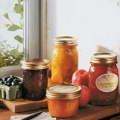 New to canning? Don't be intimidated! Taste of Home's got a great overview to get you started, with links to some awesome recipes.