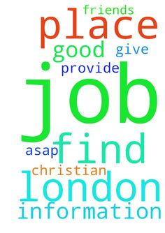prayer request - PRayer request for a job Posted at: https ...
