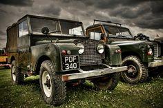 Land Rover Legends!