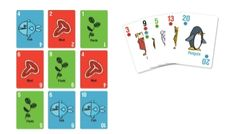 Animal Food Fight, a card game designed by 1st grade students!