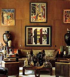 The Private World of Yves Saint Laurent and Pierre Bergé (5th printing) | Vendome Press