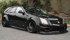 Cadillac CTS -V wagon