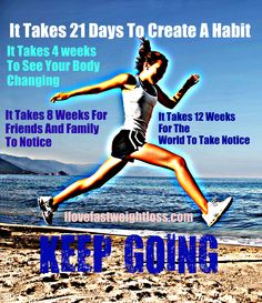 Keep Going ! Fast Weight Loss, Weight Loss Program, Weight Lifting, Weight Loss Tips, Heart Conditions, Family Doctors, Healthy Mind, Fitness Nutrition, Workout Programs