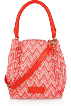 0780a45f6237 Marc by Marc Jacobs - Rosie woven bucket bag