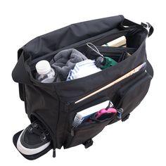 The perfect getaway bag - Manhattan Portage Trotter Messenger Bag - LG.