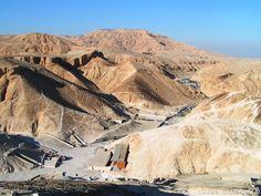 DALLA MASTABA ALLE PIRAMIDI ALLE TOMBE REALI: COME SEPPELLIVANO GLI EGIZI - seconda parte