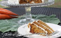 All Things Beautiful: Best Carrot Cake Ever!