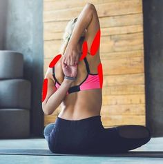 8 Stretches to Relieve Stiff Neck and Shoulder Tension! - My Recipes 24 Neck And Shoulder Exercises, Back Pain Exercises, Neck Stretches, Shoulder Workout, Shoulder Pain Relief, Neck And Shoulder Pain, Neck And Back Pain, Neck Pain, Tense Shoulders