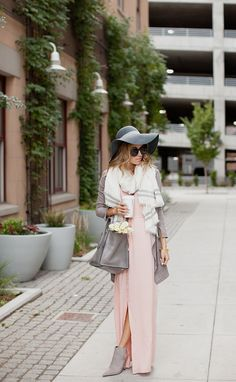 How to Transition a Summer Maxi into Fall