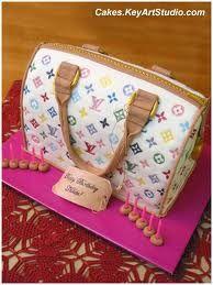 Louis vuiton cake