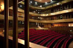 terry pawson architects' winning linz musiktheater complete